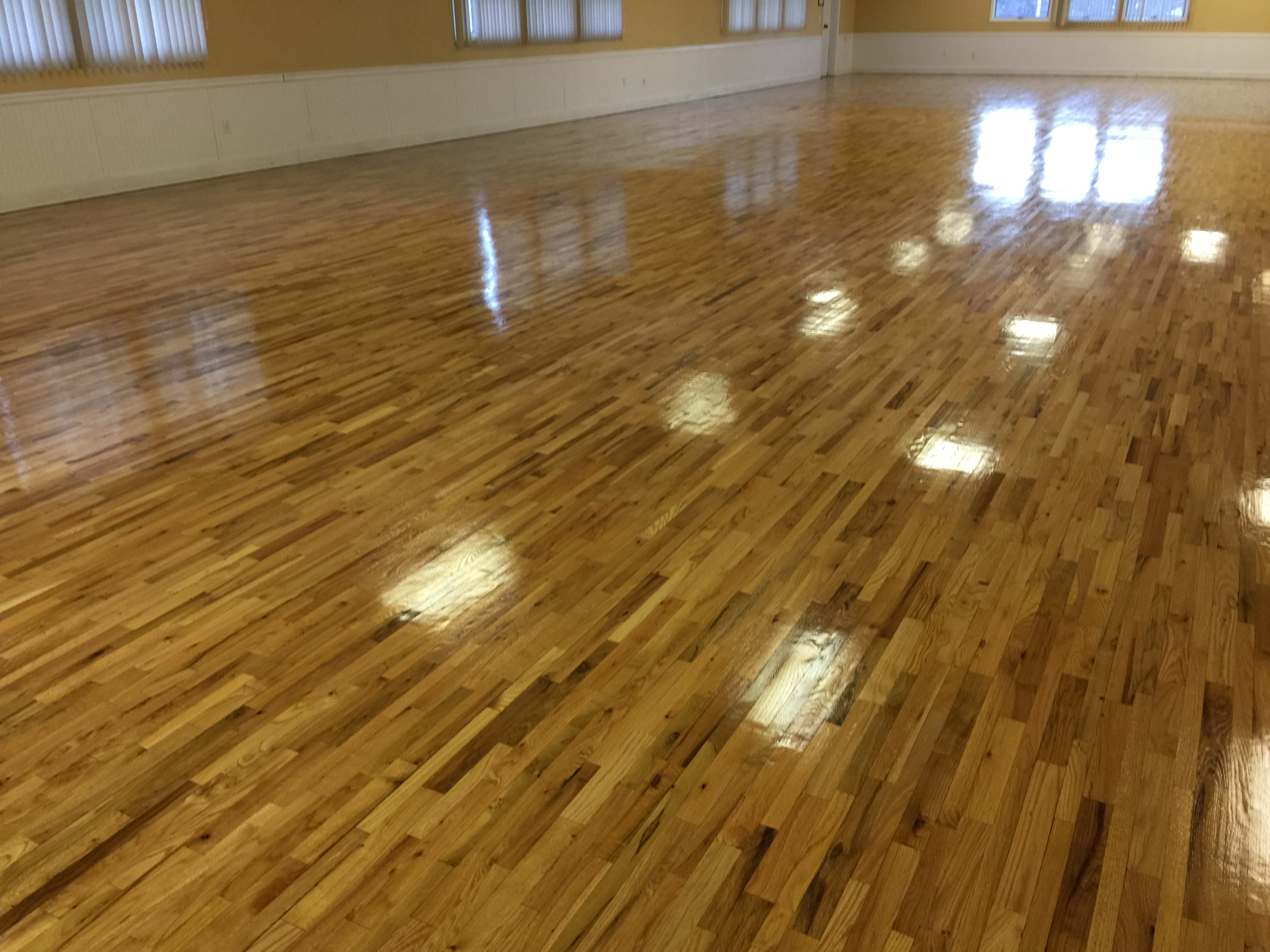 Flooring installation professionals gorsegner brothers for Hardwood floors estimate