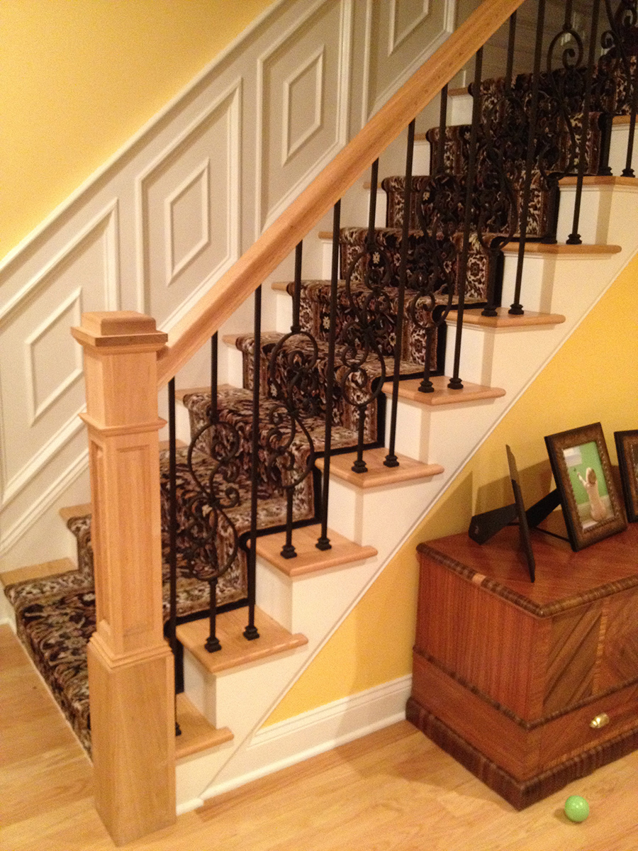 Residential Stair and Rail