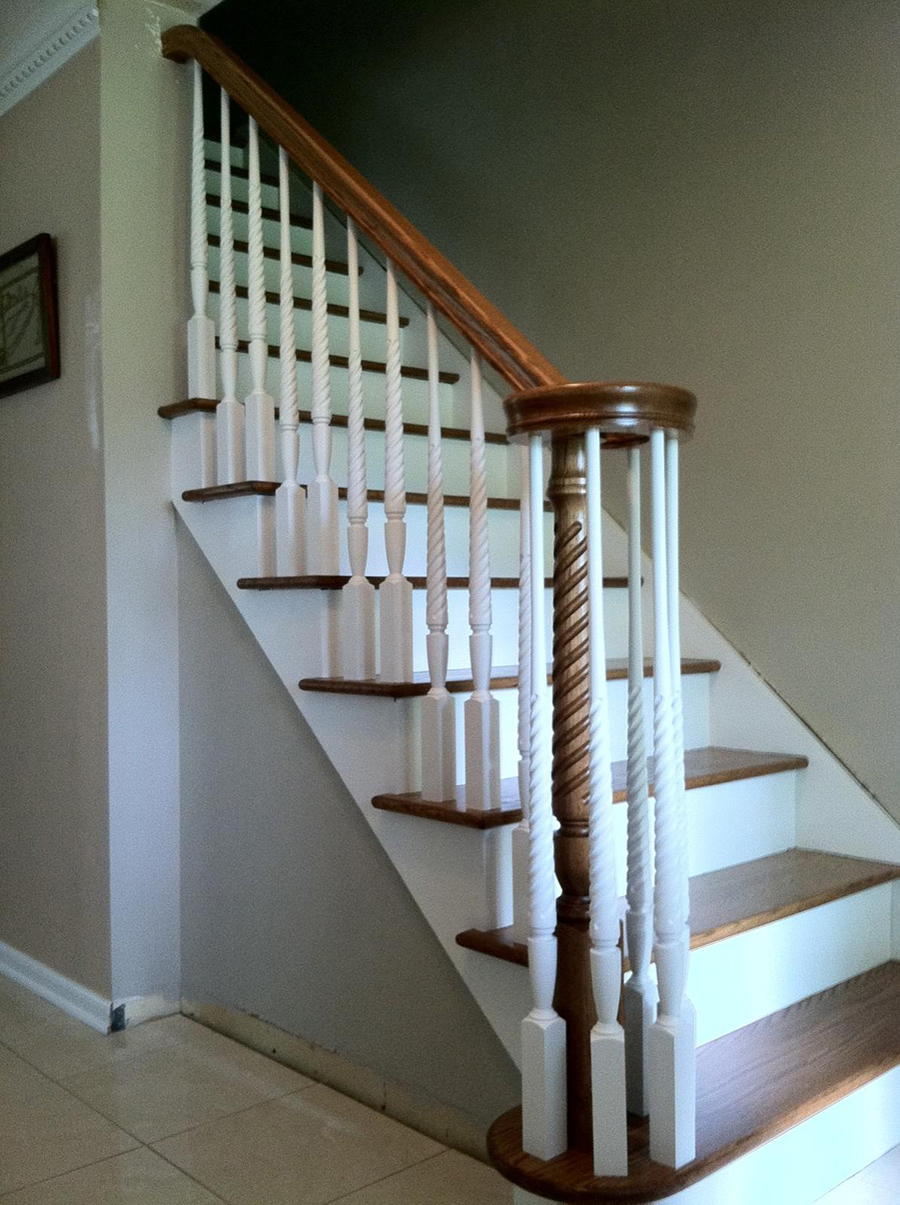 Stair and Rail System Installation | Gorsegner Brothers