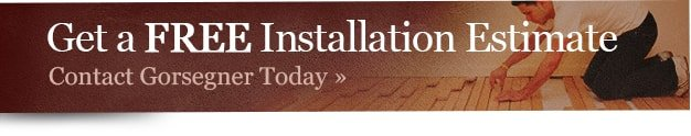 Free Installation Estimate
