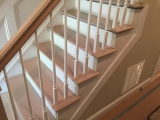 spindles white treads