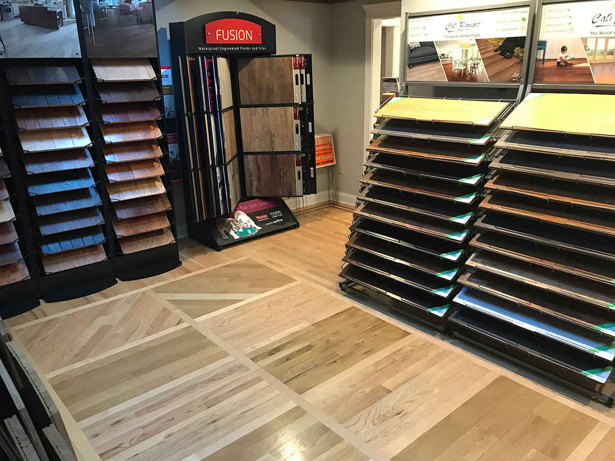 Hardwood Floors Showroom Gorsegner Brothers